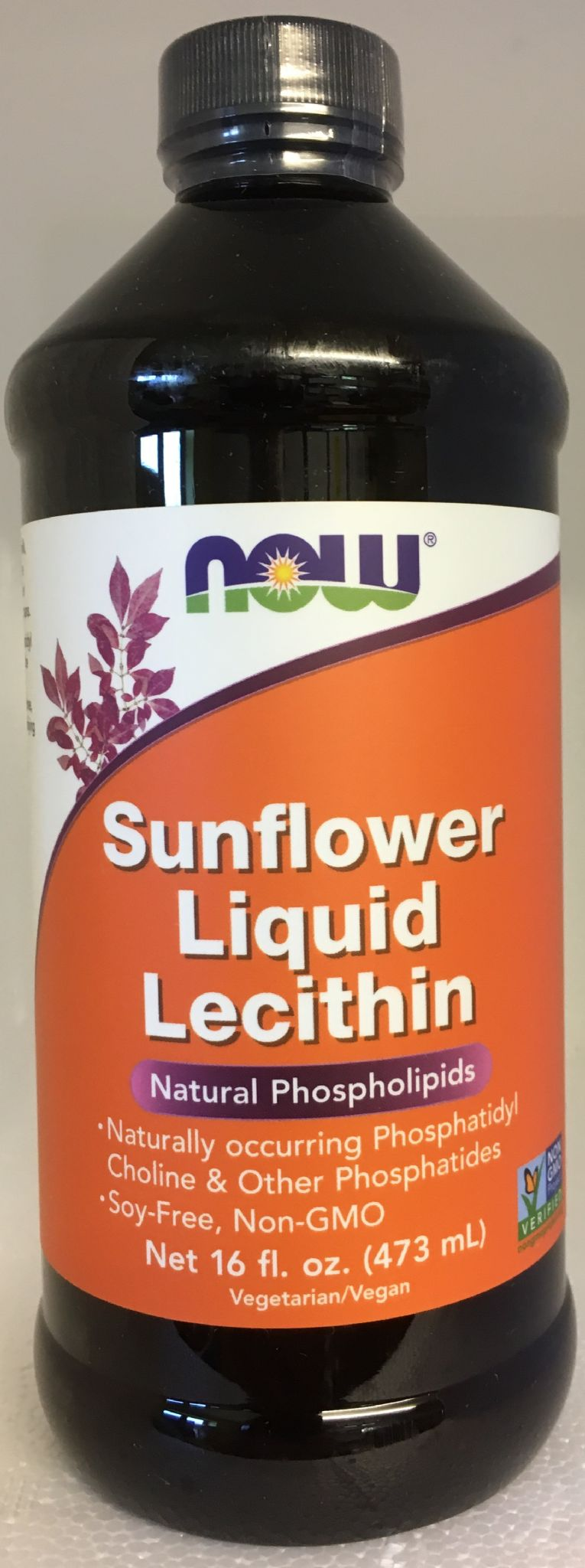 Liquid Sunflower Lecithin 16 fl.oz